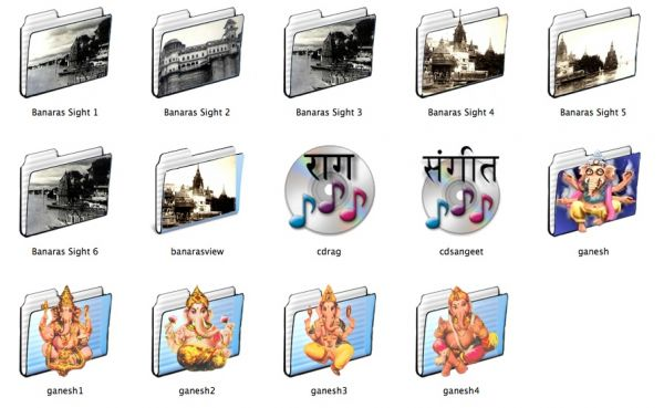 Indian miscellaneous icons